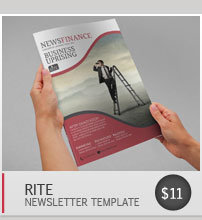 Newsletter Template Laetia 1