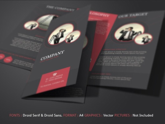 Make A Brochure